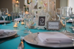 by Monica at trendy wedding style